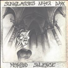 "Sunglasses After Dark - Morbid Silence, Let's Go c/w Untamed Culture, Hell Hag Shuffle 12"" E.P."